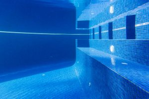 Underwater Pool tiling image