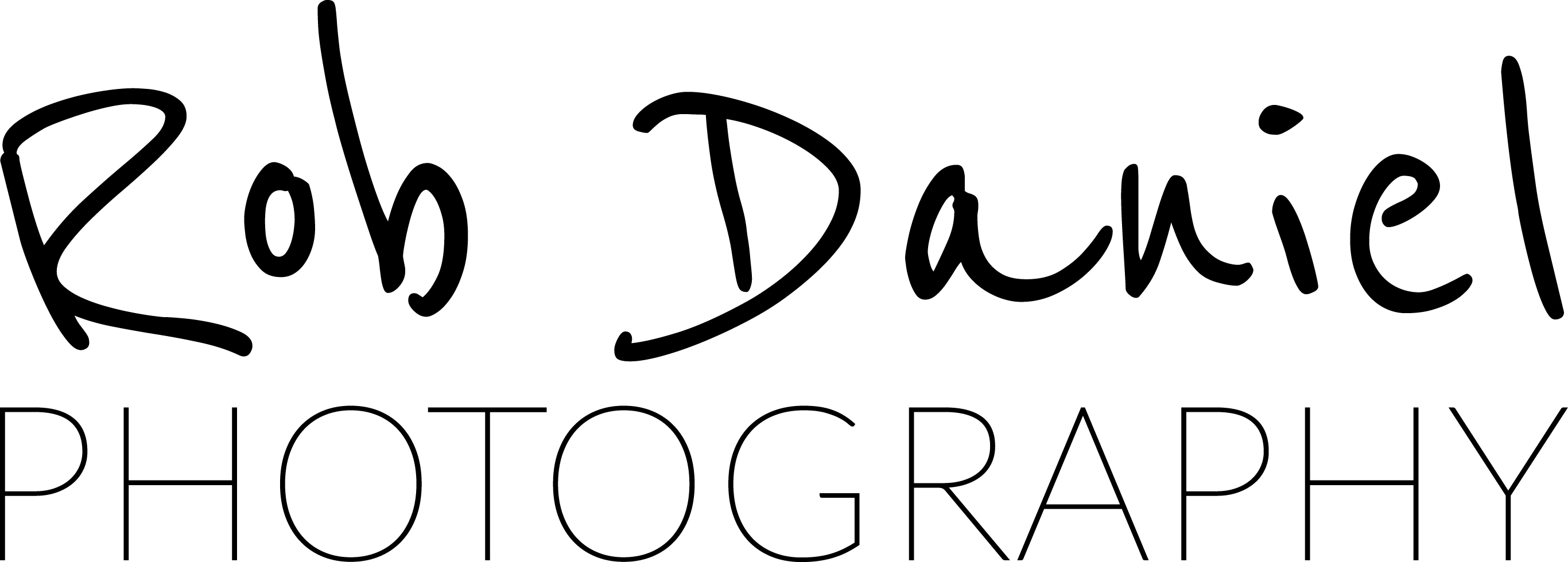 Rob Daniel Photography Logo